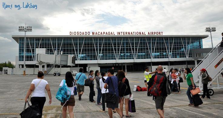 Clark International Airport (Diosdado Macapagal International Airport)