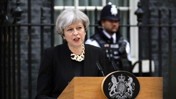 """Reuters   British Prime Minister Theresa Mayresponded on Sunday to theattacks in London, which killed sevenpeople, declaring """"enough is enough"""" and calling for a review ofBritain's counter-terrorism strategy. Her televised address came theday after three men drove a van... - #Latest, #London, #News, #PM, #UK"""