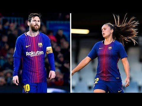 """Messi vs Lieke Martens - Skills & Goals 2017/2018 HD Lionel Messi - Skills & Goals 2017 HD Lieke Martens - Skills & Goals 2017 HD SUBSCRIBE and  TURN ON PUSH NOTIFICATIONS : Youtube: https://www.youtube.com/djaunidaley Instagram: http://ift.tt/2F1QNkm Check-Out My Previous Video: https://www.youtube.com/watch?v=BQtCfjkrNf8 Lieke Martens is a young talented football player whose skills and dribbling abilities earned her the title """"Messi"""" or """"the female version of Messi."""" Messi VS Lieke…"""