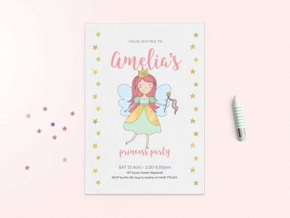 19 best Kids Birthday Invitations images – Personalised Birthday Invitations for Kids