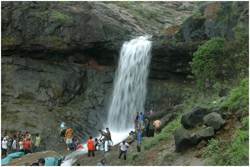 Lonavala - Waterfall