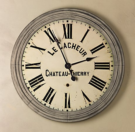 Chateau-Thierry Clock