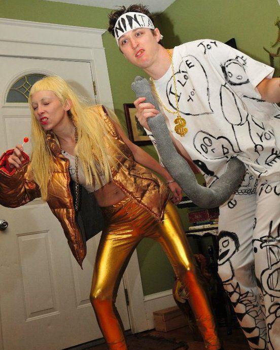 7 Best Die Antwoord Halloween Costume Images On Pinterest
