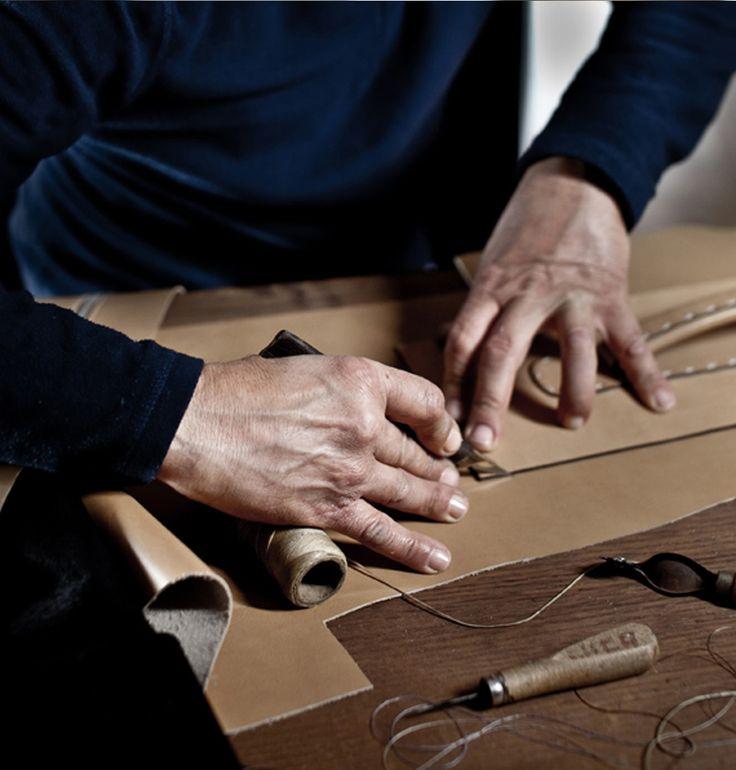 Lavorazione #handmade #Tramontano