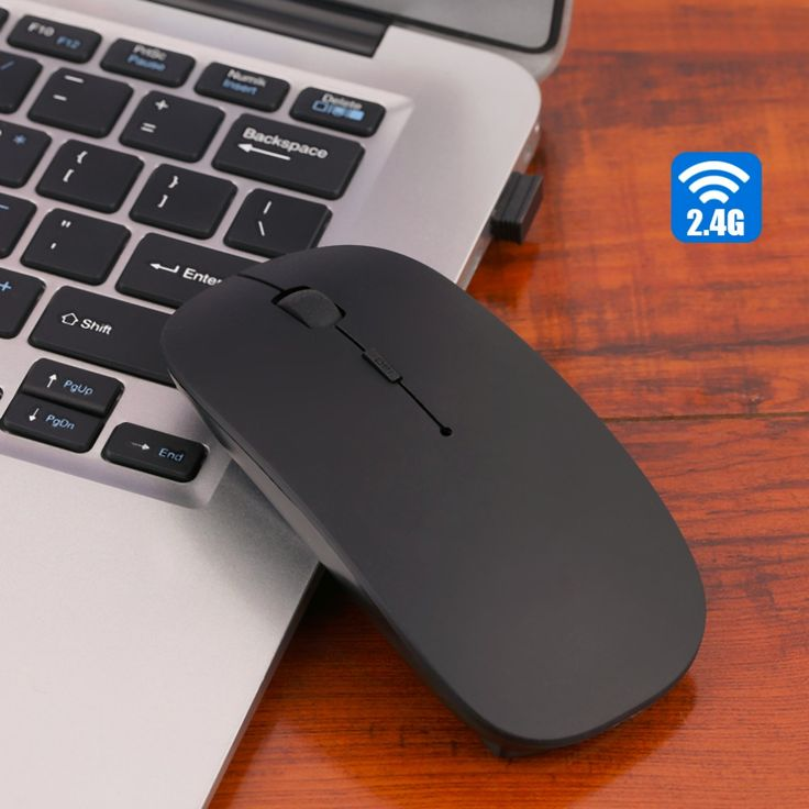 2.4G Wireless Mouse Ultra-Thin 1200DPI Optical Mouse Mice with USB Dongle For Windows 2000 ME XP Vista 7 Laptop PC //Price: $9.95      #shopping