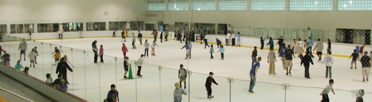 Indoor ice skating rinks in central CT