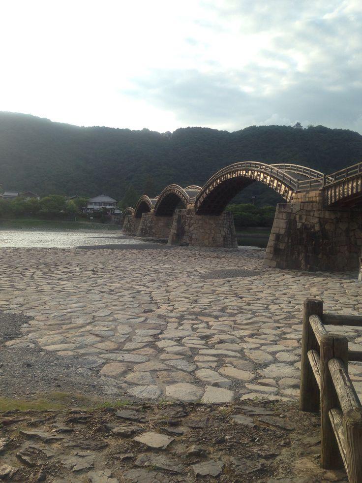 錦帯橋 山口