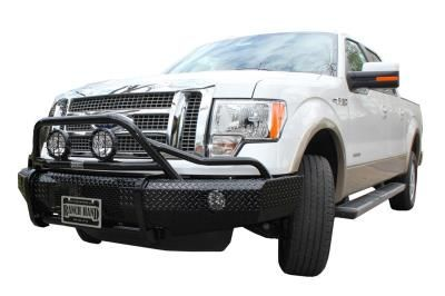2014 FORD F-150 Ranch Hand Summit BullNose Series Front Bumper: Summit BullNose Series Front Bumper… #AutoParts #CarParts #Cars #Automobiles