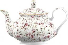 Creative Tops Konvička na čaj White Floral 1,05l