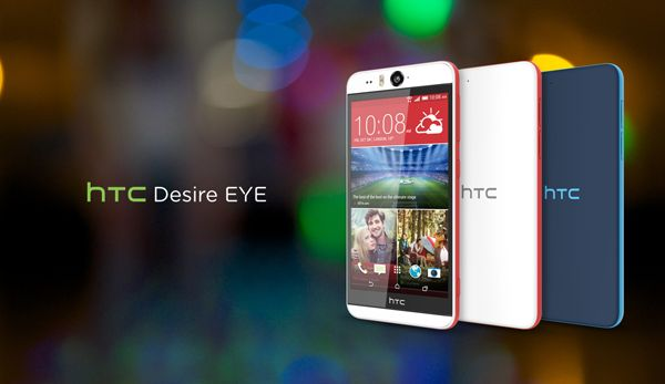 HTC Desire EYE: Android Phone With A 13-Megapixel Front Facing Camera