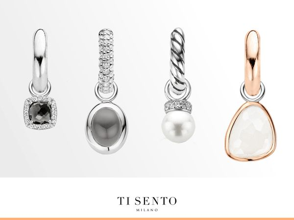 Ear charm inspiration! Do you like to create your own, personal style, or do you prefer to wear the tried and tested combinations?