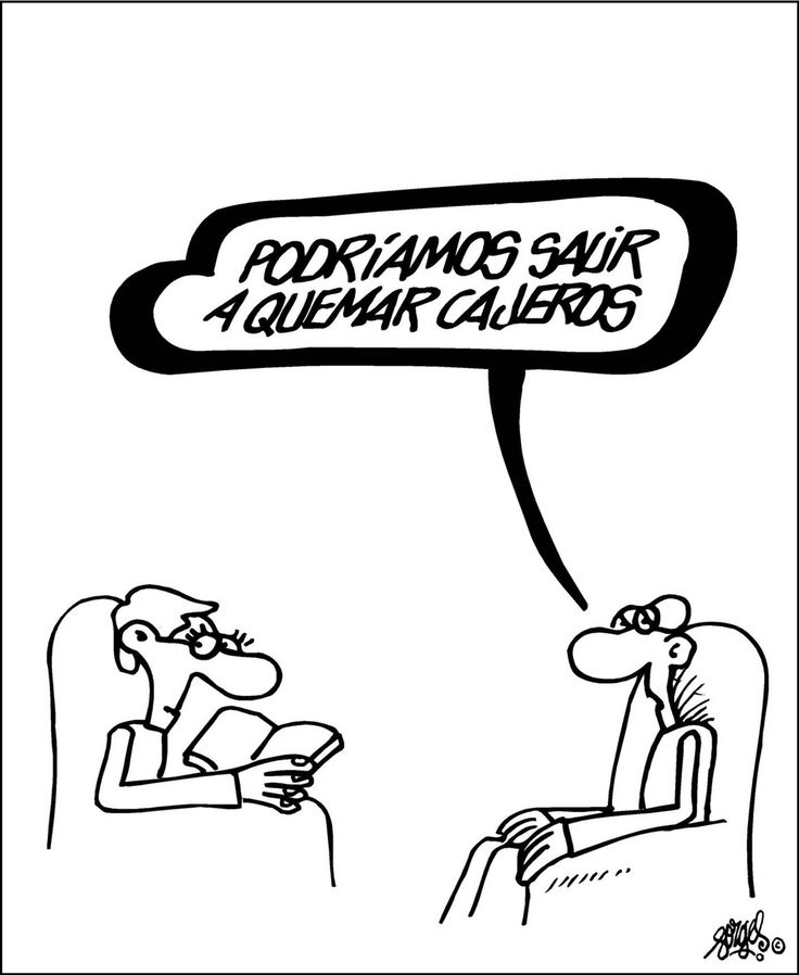 Forges Chistes De Forges Viñeta De Prensa Humor Grafico