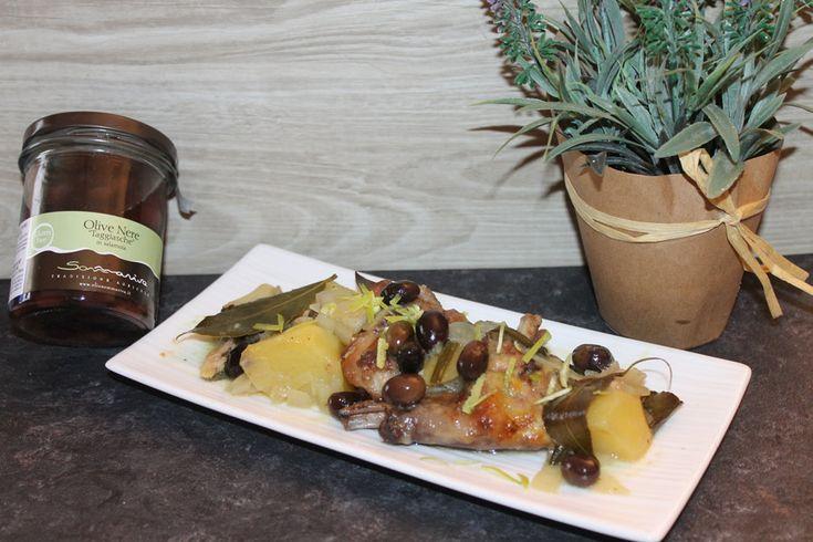 Che ne dite di una ricetta con #coniglioalleoliveneretaggiasche dell'azienda  #Sommariva ? Scoprite questo piatto #smodatamente profumato e #golosamente buono!  http://www.smodatamente.it/ricetta-coniglio-olive-nere-taggiasche/