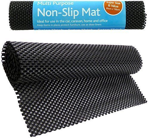 Non-Slip-Mat-Multipurpose-Anti-Slip-Roll-Mat-Carpet-Rug-Car-Caravan-Home-Office