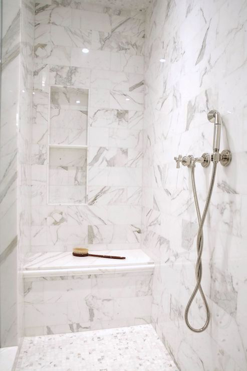 find this pin and more on shower niche bench seating