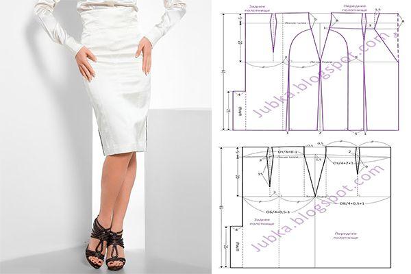 moldes-para-hacer-faldas-pegadas-para-dama-1