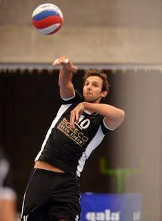 Famous Volleyball Players - Jo Van Decraen