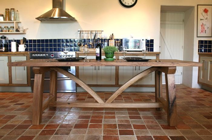 Bespoke Refectory Table | tables in 2019 | Dining table in ...