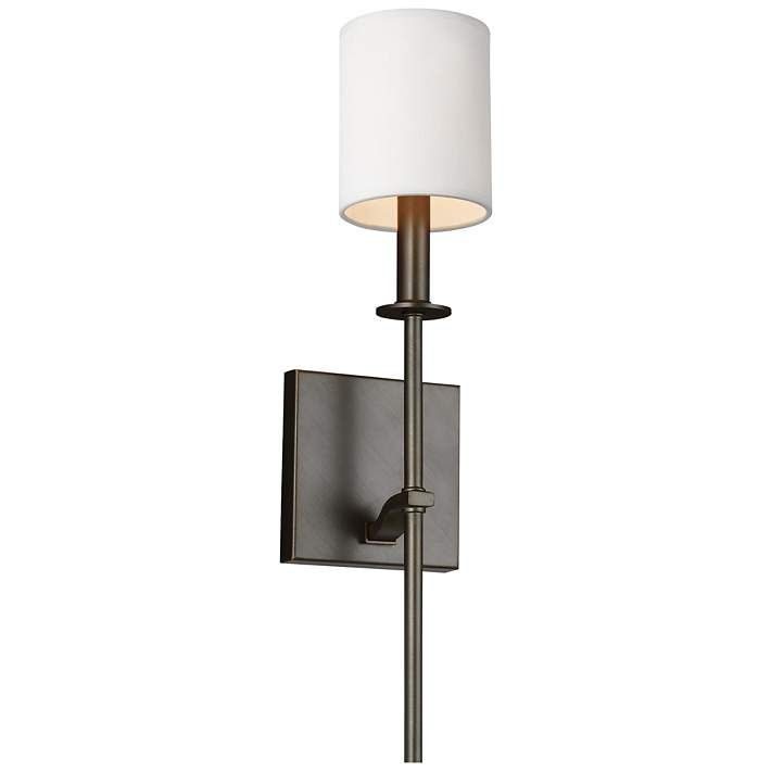 Shop Lectura Antique Bronze Wall Sconce Beautiful Antique Brass Finish Gives This Wall Sconce By Merme Bronze Wall Sconce Modern Wall Sconces Gold Wall Sconce