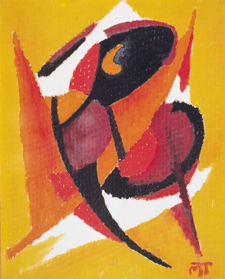 Mattis Teutsch, János  (1884-1960)  Composition  Date: 1922