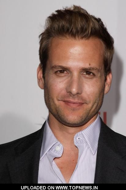 Gabriel Macht (Harvey Spector in Suits) THIS IS CHRISTIAN GREY