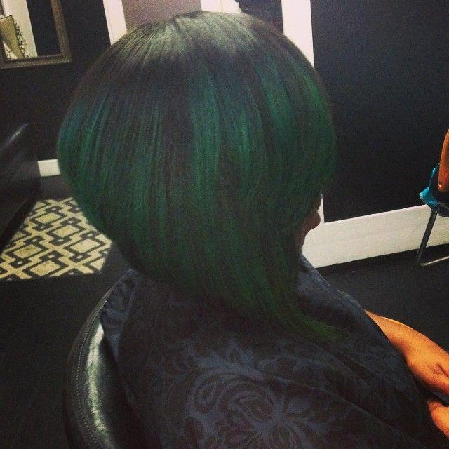 tinti di verde