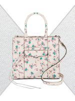 Rebecca Minkoff's Sample Sale Is Now Online #refinery29  I love this bag's design and pattern. Do you wanna get similar design, but different types of bags. www.artsadd.com
