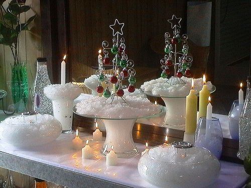 Best images about floating candle displays on pinterest