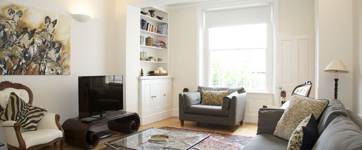 A very stylish and comfortable vacation rental in Belgravia