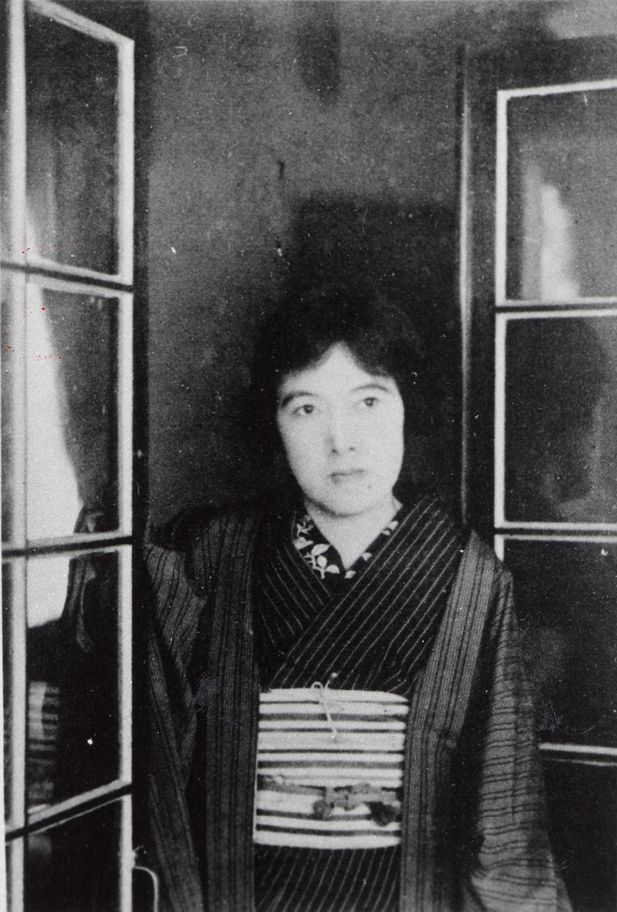 Akiko Yosano (与謝野 晶子, 7 December 1878 – 29 May 1942) was the pen-name of a Japanese author, poet, pioneering feminist, pacifist, and social reformer, active in the late Meiji period as well as the Taishō and early Shōwa periods of Japan. (...) She is one of the most famous, and most controversial, post-classical woman poets of Japan.