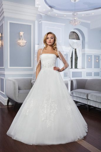 Wedding Magazine - Lillian West 2015 wedding dresses