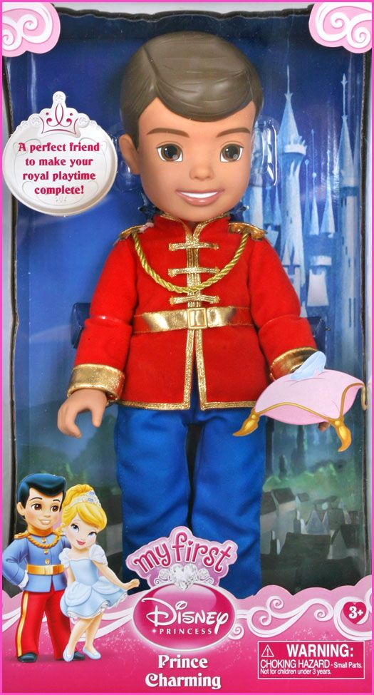 Disney's My First Disney Prince - Prince Charming Giveaway