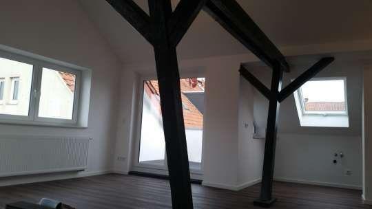 Dachgeschosswohnung (Wohnung/Miete): 2,5 Zimmer - 63 qm - Meller Straße 40, 33613 Bielefeld, Innenstadt bei ImmobilienScout24 (Scout-ID: 100706021)