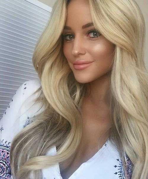 30+ Super Haarfarbe Ideen für langes Haar | Faces | Hair ...