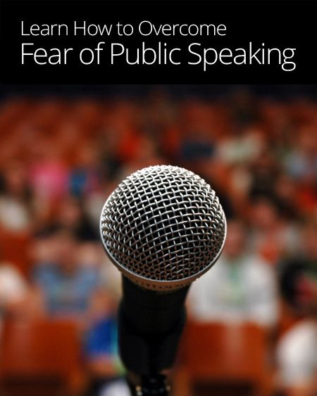 Overcoming Your Fear Of Public Speaking Life Hacks Diy