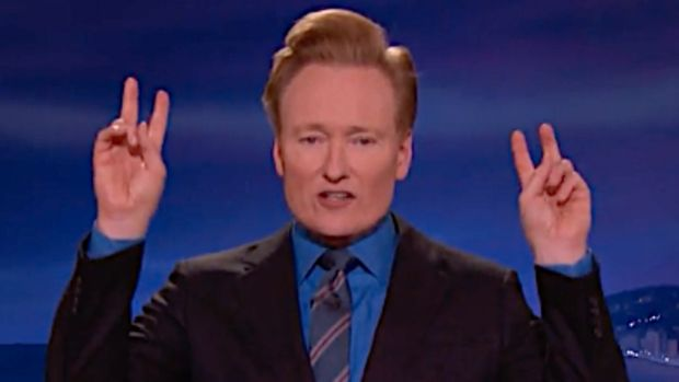 Conan O'Brien 'Reveals' Donald Trump's 2020 Campaign Slogan http://www.huffingtonpost.com/entry/conan-obrien-donald-trump-2020-campaign-slogan_us_59c3b291e4b06f93538cd9a8?utm_hp_ref=donald-trump
