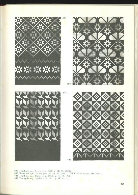 patterns knitting