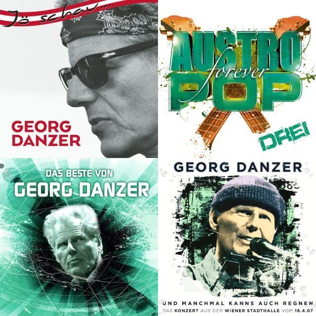 A playlist featuring Georg Danzer