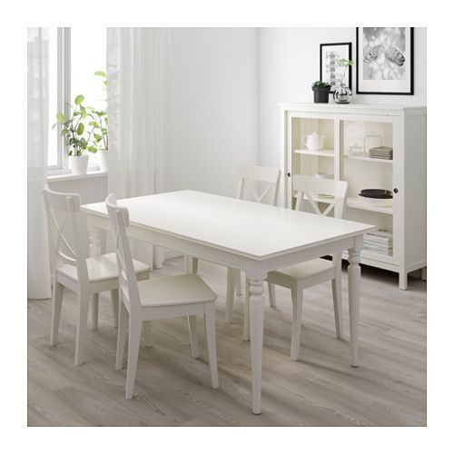 ingatorp extendable table white dining pip studio and ikea hack. Black Bedroom Furniture Sets. Home Design Ideas