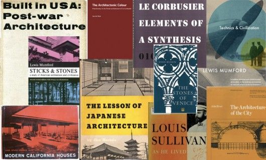 http://www.archdaily.com/537994/25-free-architecture-books-you-can-read-online/ #architectur #books