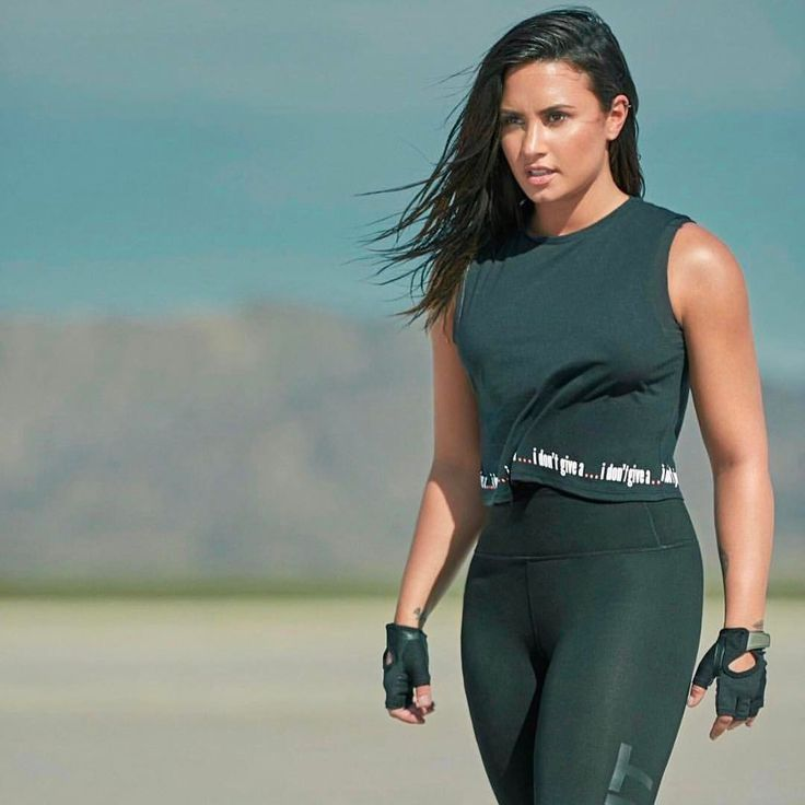 Demi Lovato launches collection for Kate Hudson's Fabletics