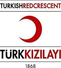 Türk Kızılayı logosu-11 HAZİRAN 1868 - Kızılay, Mecruhin ve Marda-yı Askeriyye İmdat ve Muavenet Cemiyeti adı altında kuruldu.