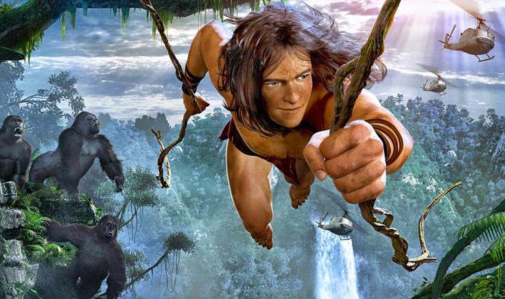 Tarzan (2013) sihronizovano
