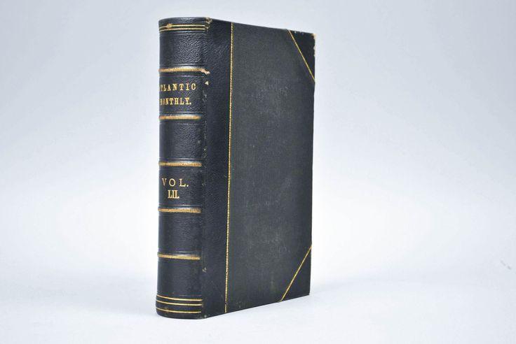 Atlantic Monthly Magazine Jul-Dec 1883