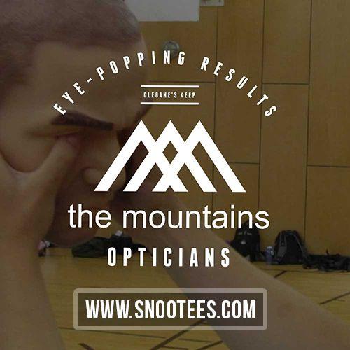 The Mountains Opticians - Game of Thrones   #GameofThrones #GoTSeason6 #themountain #GoT