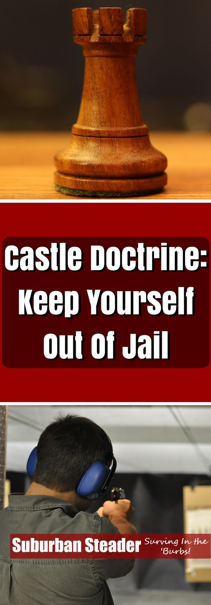 The Castle Doctrine and the Modified Castle Doctrine are the two common self-defense laws in the US. This article gives an overview of both of these laws.