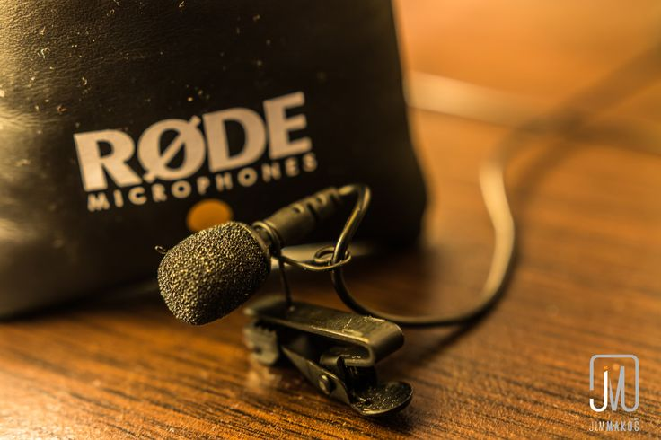 Rode Lav Mic. My Rode Lavalier Microphone sitting on the desk after a video recording for my YouTube channel:  https://www.youtube.com/jimmakoscom  Connect with me at http://jimmakos.com/photography