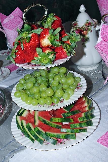 Lovely Fruit Presentation
