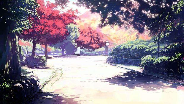 4k Anime Landscape Wallpaper In 2021 Hd Anime Wallpapers Anime Scenery Scenery Wallpaper Blurred background anime wallpaper
