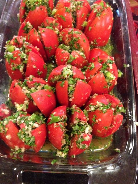 How to Make Egyptian Pickled Tomatoes